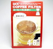 UCC COFFEE FILTER (FOR 4~6CUP)