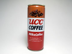 UCC MILK & COFFEE