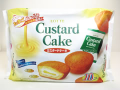 LOTTE CUSTARD CAKE (PARTY PACK)