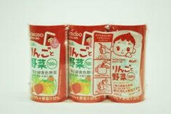 WAKODO APPLE & VEGETABLE DRINK (7 MONTH~)