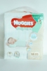HUGGIES PLATINUM DIAPER  (NEW BORN)