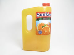 SUNKIST ORANGE JUICE